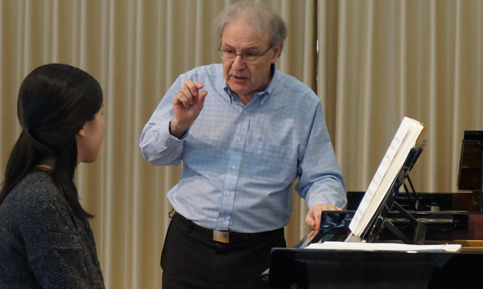 Meisterkurs mit Grigory Gruzman