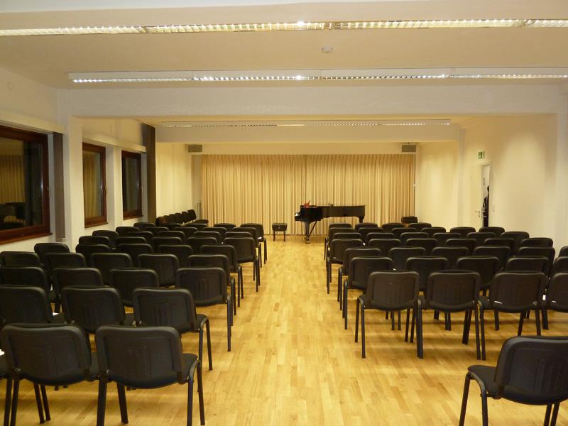 MSH Räumlichkeiten - Großer Saal